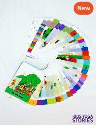 Sophia's Jungle Adventure Yoga Cards | Kids Yoga Stories