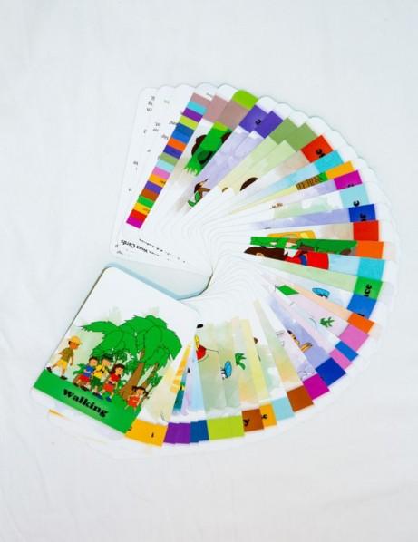 Sophia's Jungle Adventure Yoga Cards   Kids Yoga Stories