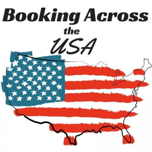 Booking Across the USA series