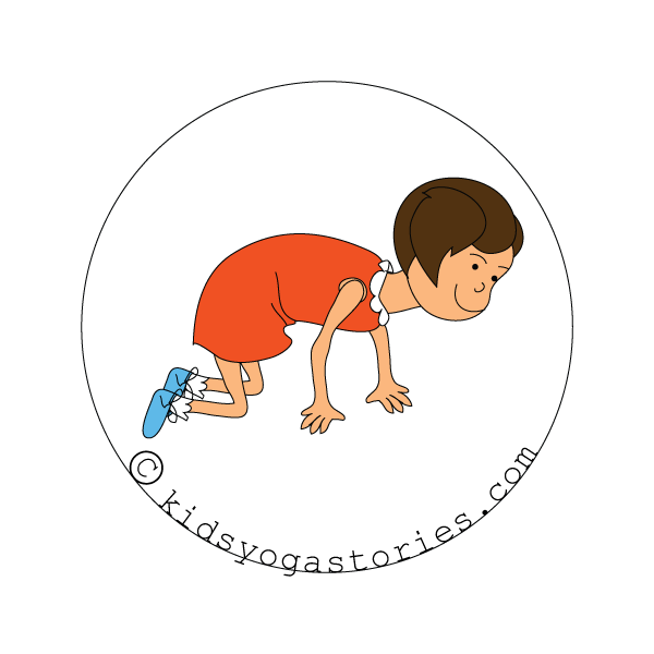 Cat Pose | Kids Yoga Stories