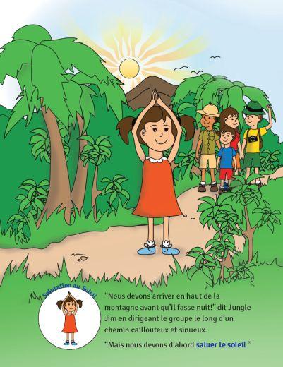 Les aventures de Sophia dans la jungle Image