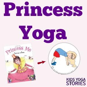 Princess Yoga | Kids Yoga Stories