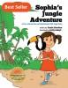 Sophia's Jungle Adventure by Giselle Shardlow, Kids Yoga Stories