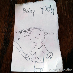 How to tell Star Wars bedtime stories  Mama Smiles