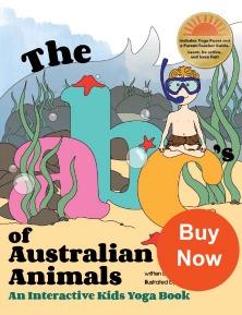 The ABC's of Australian Animals Image