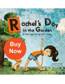 Rachel's Day in the Garden Image