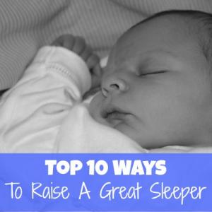 10 ways to raise a great sleeper   Long Island Parent Source