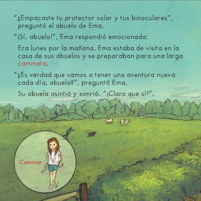 Ema y un verano inolvidable (Spanish) image
