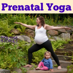 Five pregnancy yoga poses | Kids Yoga Stories