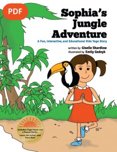 Sophia's Jungle Adventure PDF