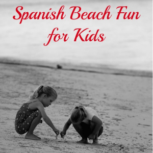Spanish Beach Fun for Kids | Spanish Playground