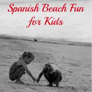 Spanish Beach Fun for Kids | Spanish Playground