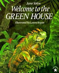 Welcome to Green House by Jane Yolen