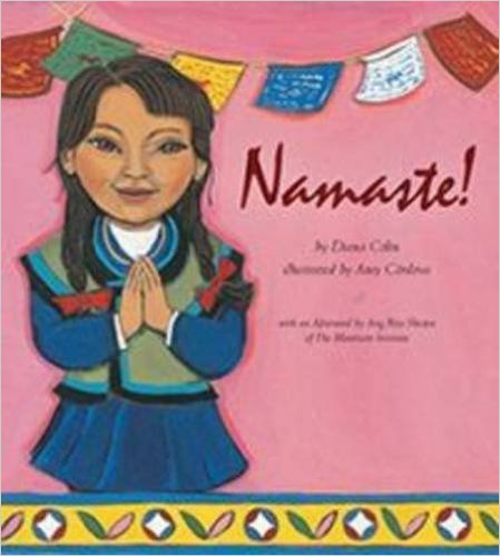 Namaste! book by Diana Cohen