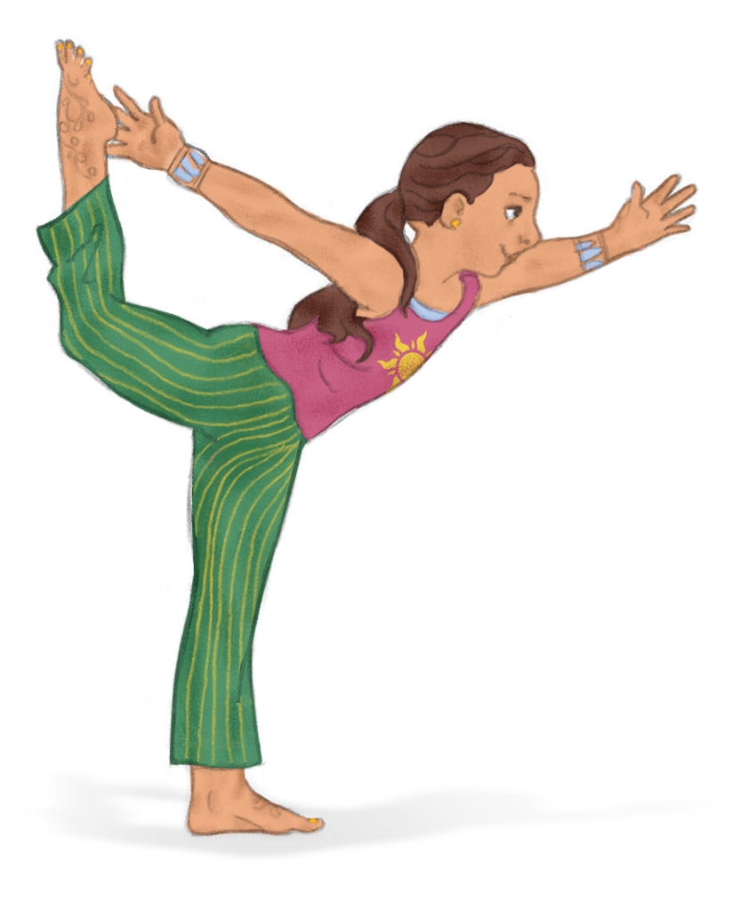 gymnastics how to teach stationary positions