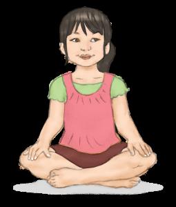Easy Pose for Kids | Kids Yoga Stories