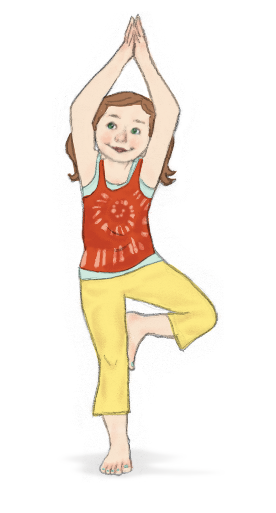 Tree Pose for Kids | Kids Yoga Stories
