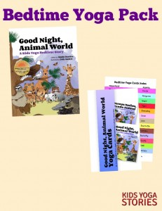 Bedtime Yoga Pack (English) Image