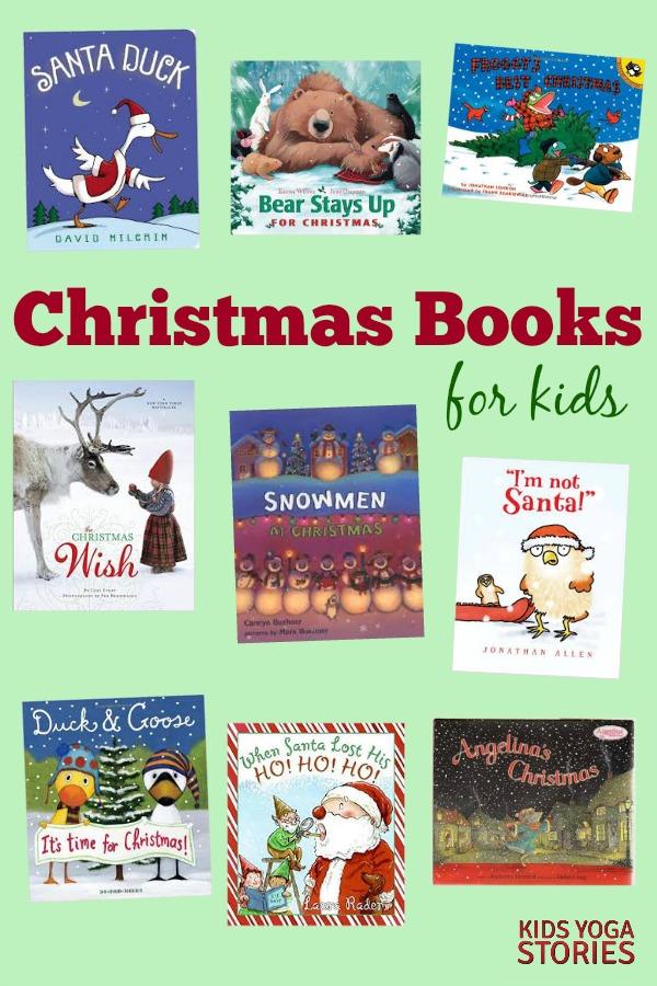 Christmas Books for Kids | Kids Yoga Stories