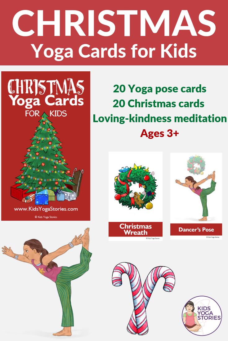 Christmas yoga ideas | Kids Yoga Stories