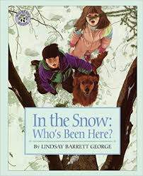 In the Snow: Who's Been Here? book