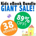 Kids eBook Bundle Giant Sale