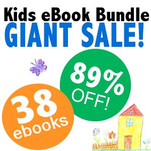 Kids eBook Bundle Giant Sale