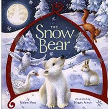 The Snow Bear book