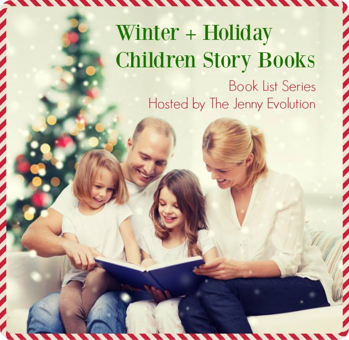 Winter Holiday Books for Kids | Hosted by The Jenny Evolution