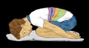 Child's Pose | Kids Yoga Stories