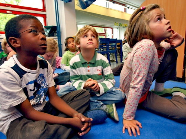 Integrating Mindfulness in your Classroom Curriculum   Kids Yoga Stories for Edutopia