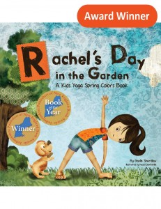 Rachel's Day in the Garden (English) Image