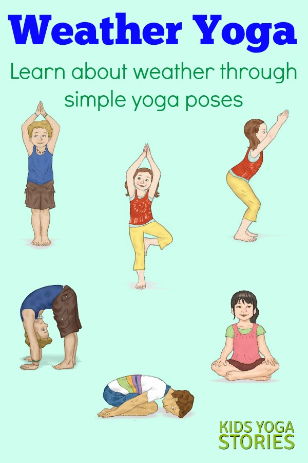 Yoga Poses And Names For Kids Yoga Poses And Names F...