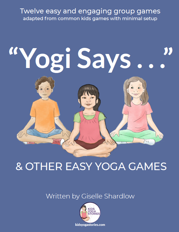 Yoga games for kids | Kids Yoga Stories