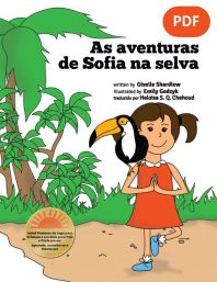 As Aventuras de Sofia na Selva PDF Download (Portuguese) Image