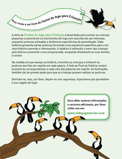 As Aventuras de Sofia na Selva PDF Download (Portuguese) Image