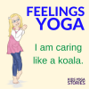 Emotions Yoga: talk about feelings through 5 yoga poses for kids   Kids Yoga Stories