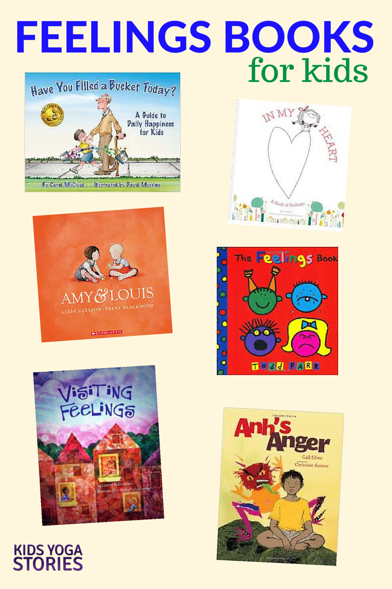 Feelings Books for Kids | Kids Yoga Stories