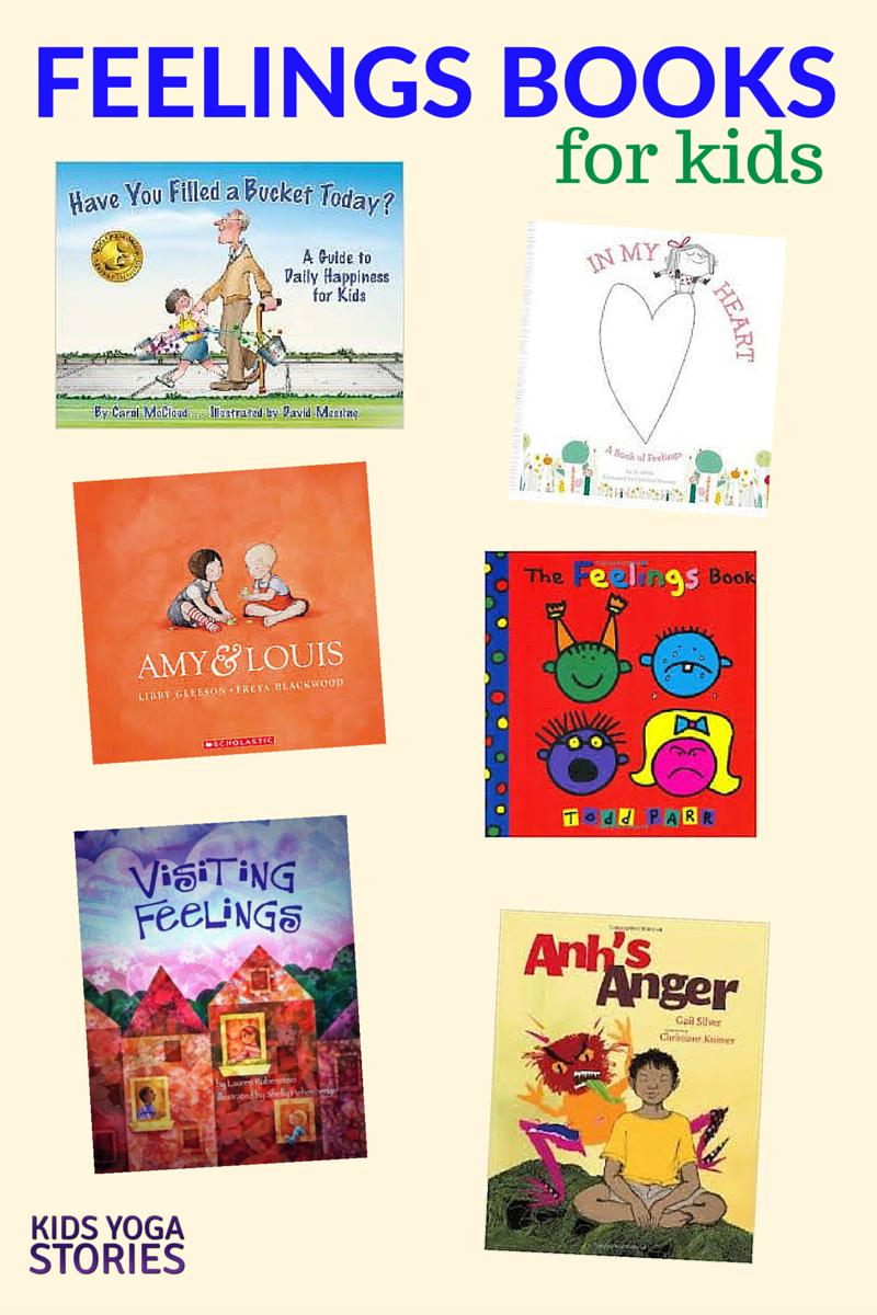 Feelings Books for Kids | Kids Yoga Stories