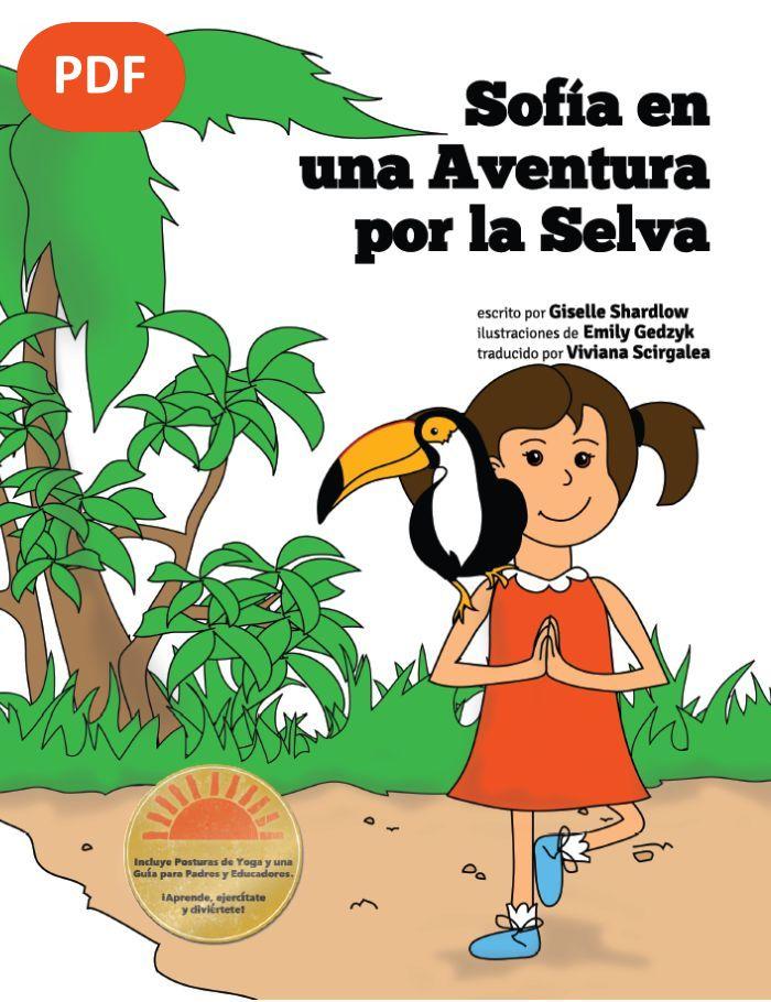 Sofía en una Aventura por la Selva PDF Download (Spanish) Image