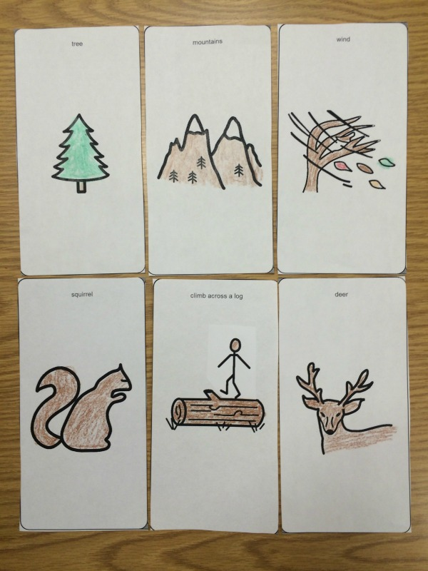 Cards for Yoga Poses: Yoga and Speech Therapy | Kids Yoga Stories