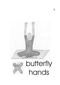 Butterfly Hands for Kids