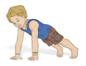 Plank Pose for Kids | Kids Yoga Stories