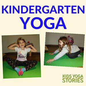 A sample Kindergarten Yoga class from Argentina | Kids Yoga Stories