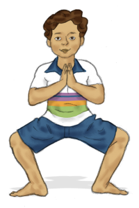 Horse Stance for Kids | Kids Yoga Stories