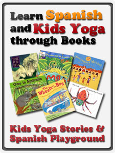 Learn about Latin American animals through yoga poses for kids   Kids Yoga Stories