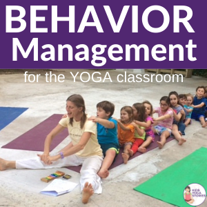 behavior management tips for the yoga classroom  kids