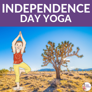 independence day yoga