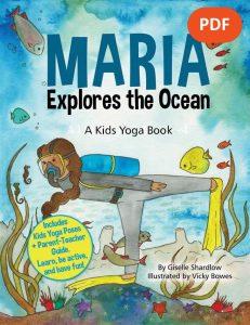 Maria Explores the Ocean Image