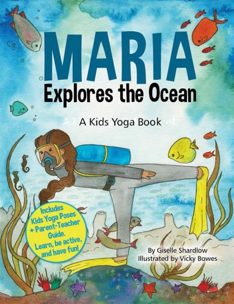 Maria Explores the Ocean Image